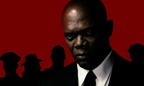 Samuel L. Jackson dans The Spirit