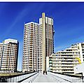 Citylights, future skyline de <b>Boulogne</b>-<b>Billancourt</b>