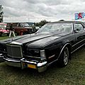 Lincoln <b>Continental</b> Mark IV hardtop coupe - 1974 à 1976