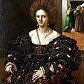 régence féminine (1) absence du souverain
