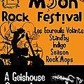MOON ROCK FESTIVAL 2017 GEISHOUE