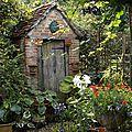 Au bout du jardin...