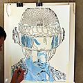 Daft Punk - Thomas Bangalter - work in progress 4/8