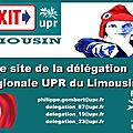 Changements d'apparence du site Frexit-Limousin!