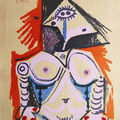 Twenty-nine lithographs from the Suite entitled Imaginary Portraits by Pablo Picasso @ the Americas Collection