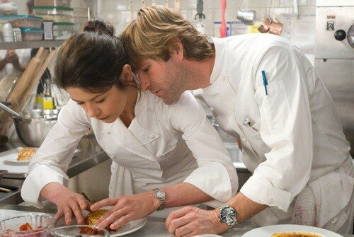 CATHERINE ZETA JONES & AARON ECKHART