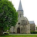 L'église templière de La Forêt-du-Temple est sauvée par son instituteur !