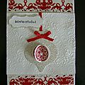 Blog <b>hop</b> Stampin'up de décembre