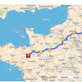 Presentation de la Oural, Ural, moto russe side et voyage a moto