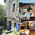 Gîte La Courtine - Saignon 84400 (Luberon - France)