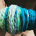 Spinning with <b>beads</b> - filer avec des perles