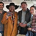 Jean-Luc et Mary rencontrent Michael Martin Murphey 