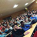 Les <b>élèves</b> s'engagent au Lycée Maryse BASTIE!