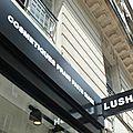 Lush <b>Nantes</b> fait peau neuve