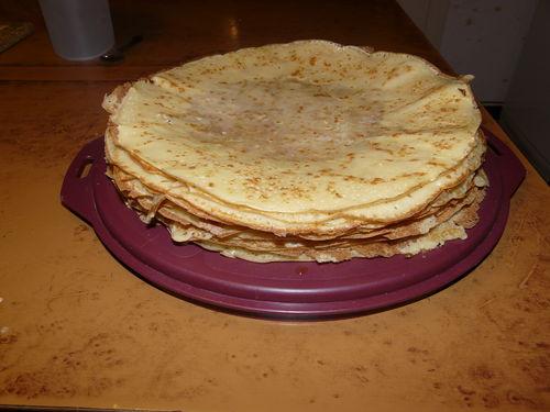 Gâteau de crêpes sans lactose ni gluten 49458996_m