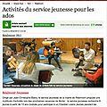 <b>Plagiat</b> sur depeche.fr & Service Jeunesse de Réalmont