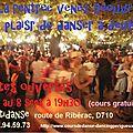 FESTIDANSE - Salle à louer et Cours de Danse de salon à Périgueux 05.47.45.81.48 rte de Ribérac
