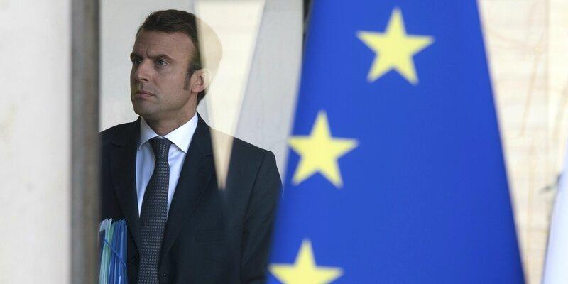 Macron UE
