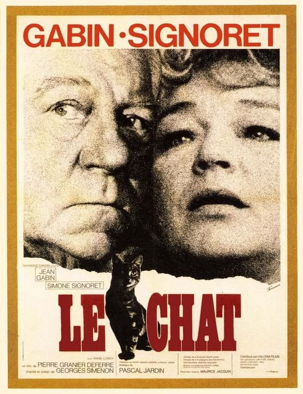 Le Chat (1971) FRENCH DVDRIP [TB]