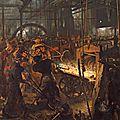 1900 - Les ouvriers travaillent 58 heures par semaine