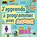 J'apprends à <b>programmer</b> avec