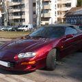 CHEVROLET Camaro <b>cabriolet</b> 4e génération