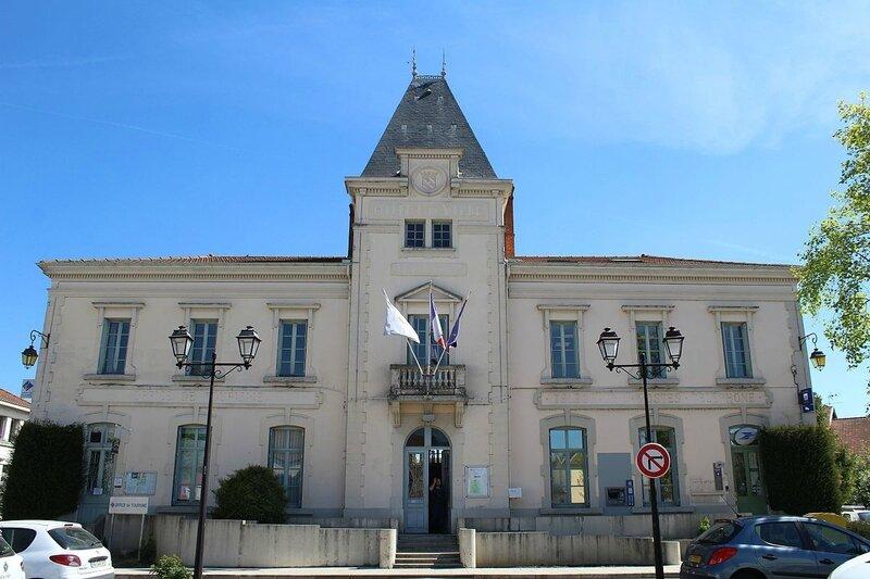 Villars-les-Dombes mairie