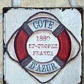 Un peu de déco avec la <b>Plaque</b> Vintage de Lares Domi