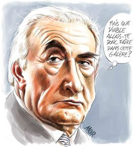 dominique strauss kahn caricature 2
