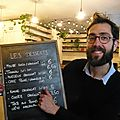 Positive Café, 1er restaurant bio et healthy à Versailles