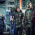 <b>Arrow</b> - Saison 4