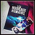 Les nouveaux humains, de Nicolas S. Demazeau