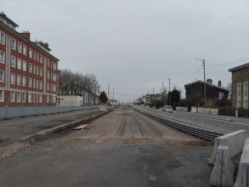 Tramway : En direct du chantier - Page 2 61963808