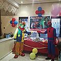 clown animation casablanca 06 <b>61</b> 63 99 59