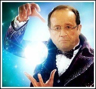 Hollande magicien