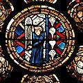 Conférence de Robert Féry sur les vitraux de la <b>cathédrale</b> le 29 janvier