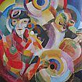 Sonia Delaunay au Musée d'<b>Art</b> moderne