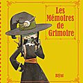 MEMOIRES DE GRIMOIRE : dernière nouveauté de BLÿnt !