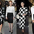 Tendance <b>printemps</b>-t 2013 : black & white