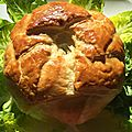 Camembert en croute