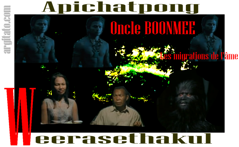 Oncle Boonmee Affiche Apichatpong Weerasethakul Cinéma Thaïlandais