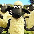 Shaun Le mouton : dieu que c'est beeeeeeeeeau!!