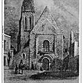 BRAIN-SUR-ALLONNES (49) - LOUIS BABIN, MEUNIER (1765 - <b>1794</b>)