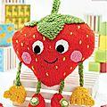 Sophie the <b>strawberry</b> - Val Pierce