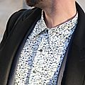La chemise de l'<b>homme</b>