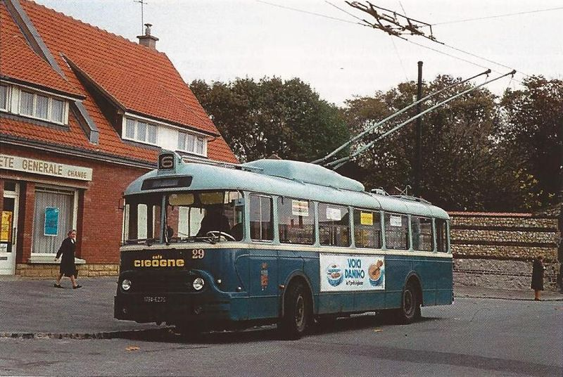 Les trolleybus du Havre - Page 4 62417206