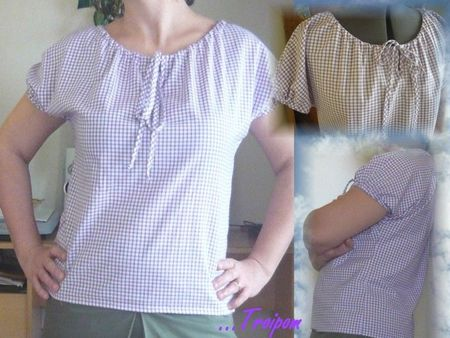 blouse diana 9H