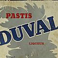 Objet Pub ... Ancienne <b>plaque</b> Thermomètre PASTIS DUVAL