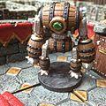 Les aventuriers de la 3D : première figurine