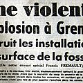 le 6 avril 1949  Grenay 